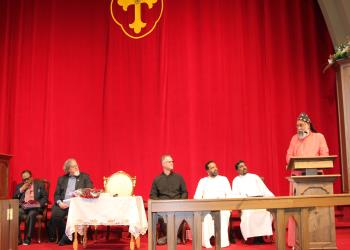 CANADIAN MAR THOMA REGIONAL COMMITTEE -  INAUGURATION
